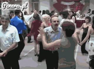Wujek Bogdan to wie jak zatańczyć z kobietą