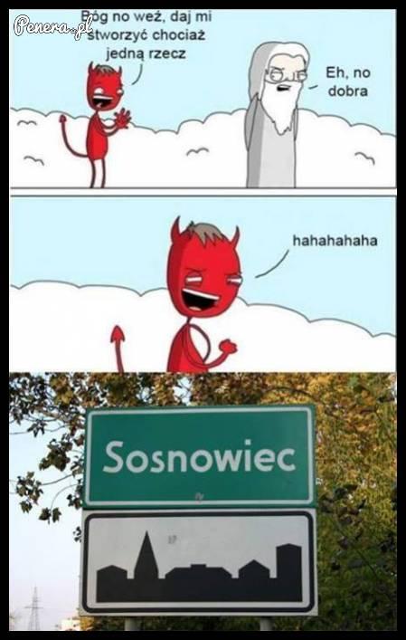 Jak powstał Sosnowiec