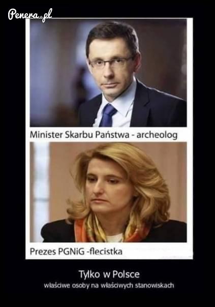 Jeśli interesów Polski pilnują ludzie na nieodpowiednich stanowiskach