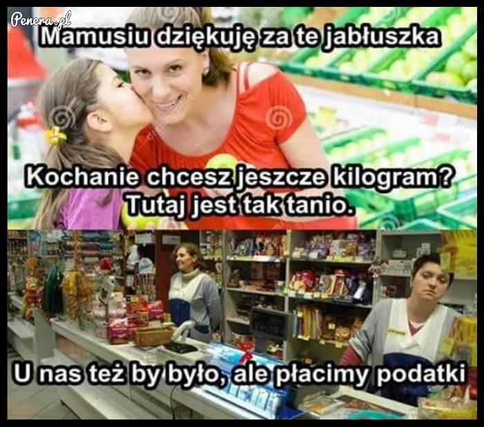 Polskie markety kontra zagraniczne