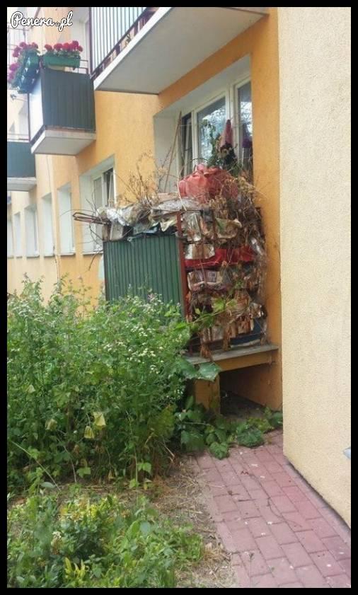 W Chełmie komuś się sporo prania nazbierało