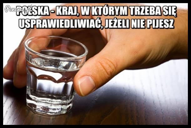 Bo to Polska, nie elegancja Francja :D