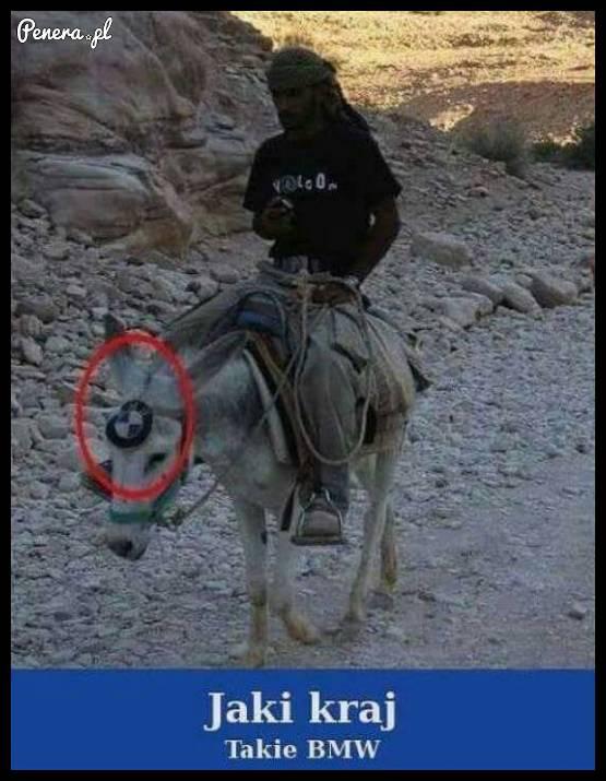 Jaki kraj, takie BMW