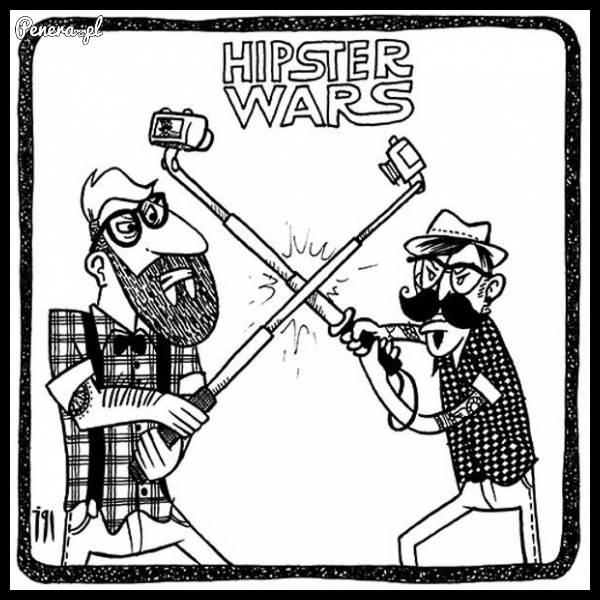 Już niebawem - Wojny Hipsterskie