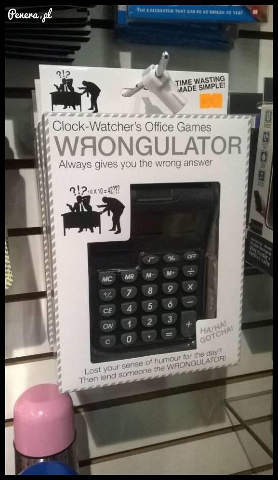 To chyba najlepszy prezent dla księgowego