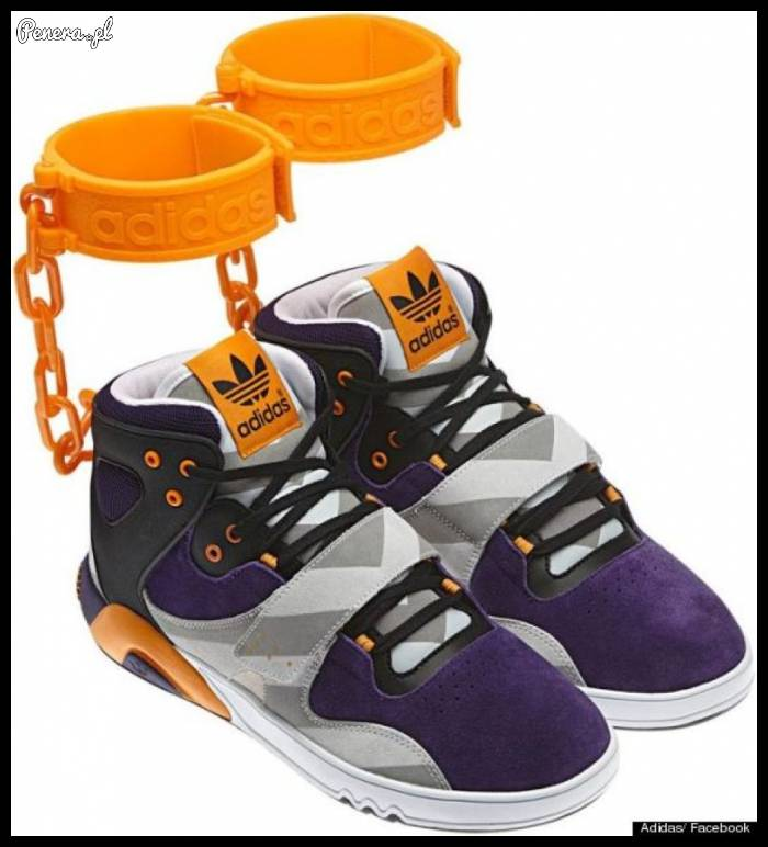 Zabezpieczenie antykradzieżowe butów