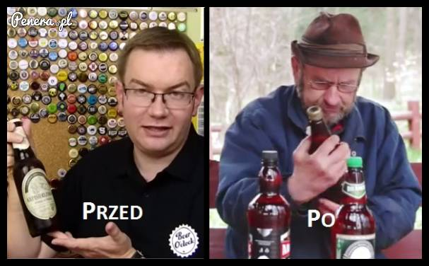 Co to alkohol potrafi zrobić z człowiekiem