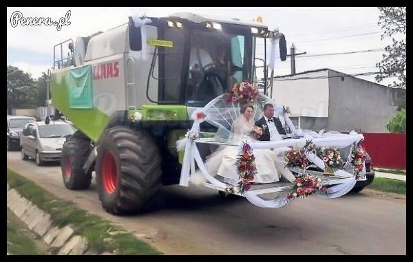 Córka Sołtysa bierze ślub