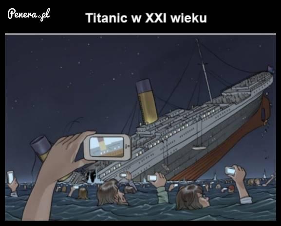 Titanic XXI wieku
