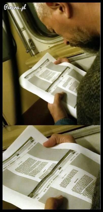 A wydrukuję sobie książkę :D