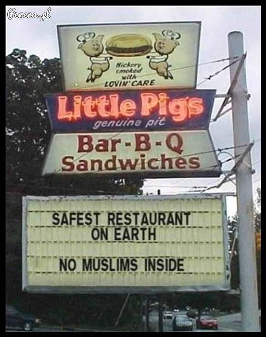 Cóż za wspaniała restauracja