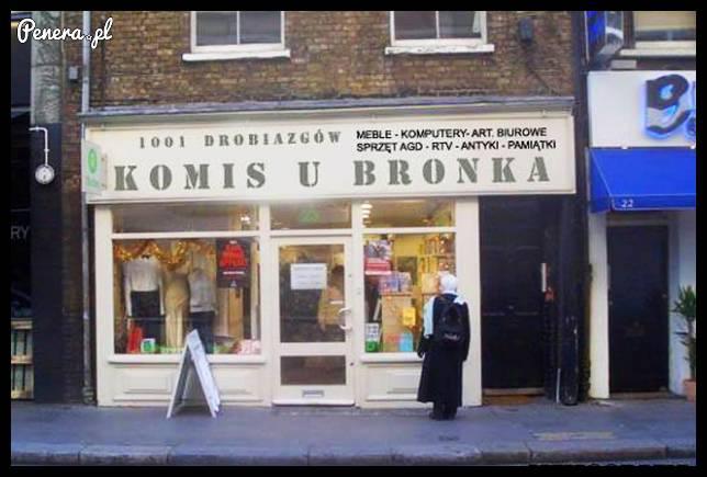 Komis u Bronka