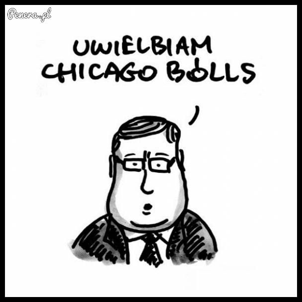 Kto najbardziej na świecie uwielbia Chicago Bólls?!