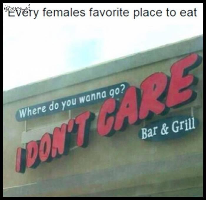 Najlepsze miejsce dla każdej dziewczyny