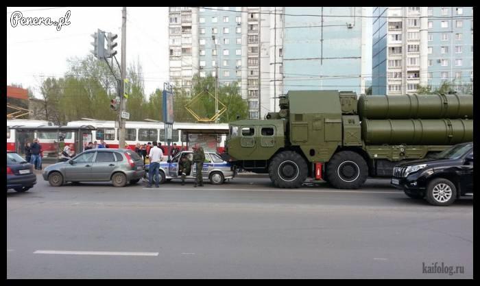 Takie rzeczy tylko w Rosji!
