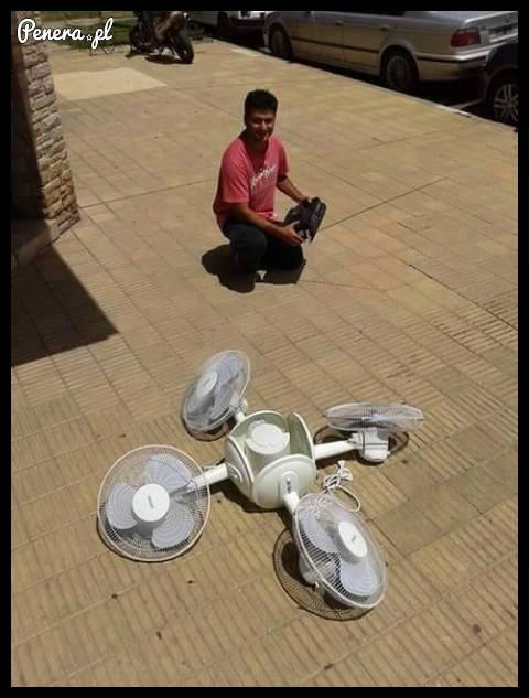 Najnowszy dron