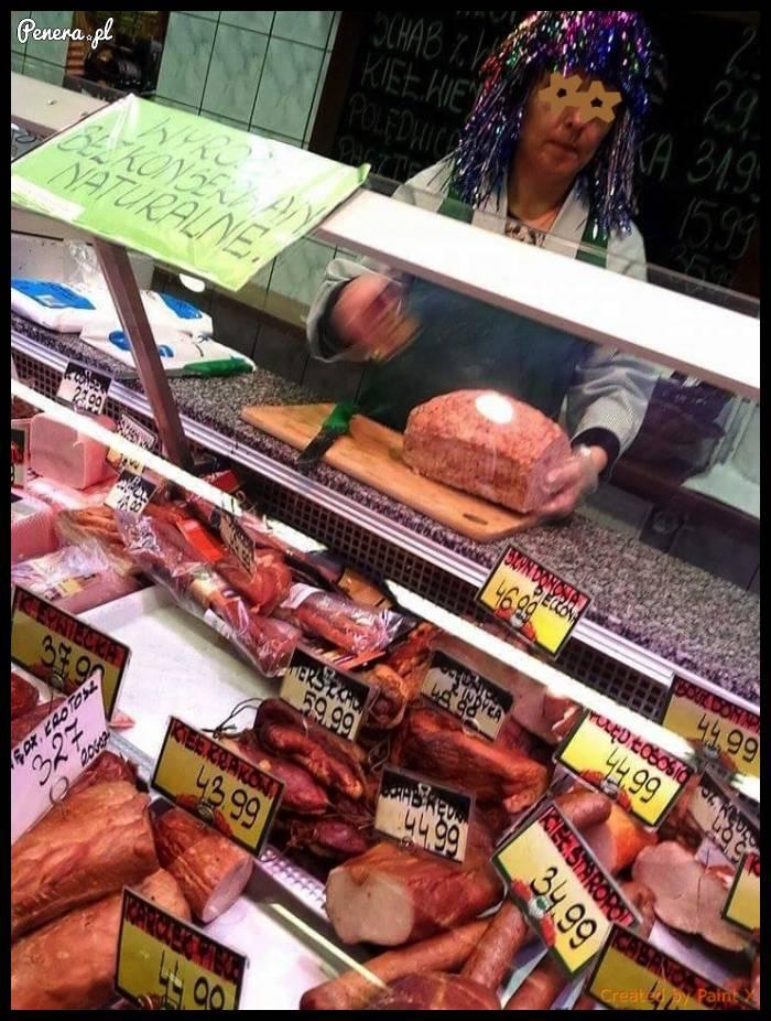 A tak wygląda Sylwester w mięsnym