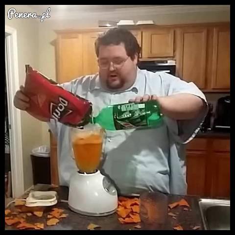 Najnowszy dietetyczny koktajl prosto z ameryki
