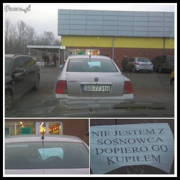 Gdy kupisz auto w Sosnowcu