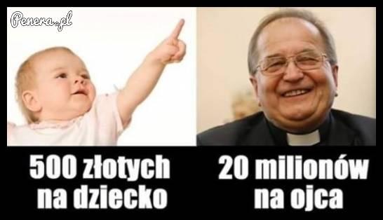 50 zł na dziecko