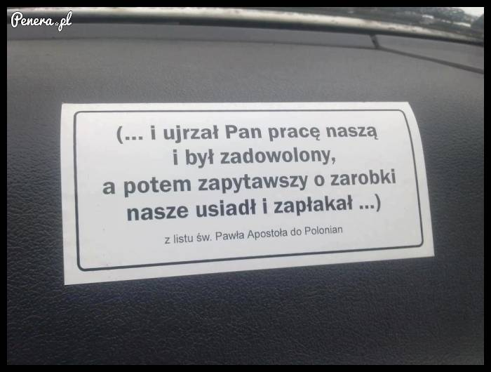 Sama prawda o polskiej pracy i zarobkach