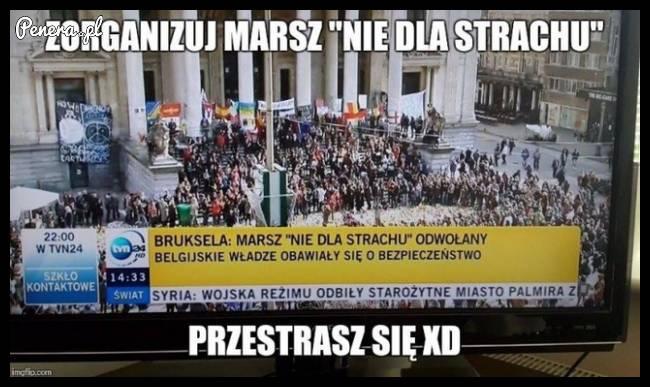 Zorganizuj marsz