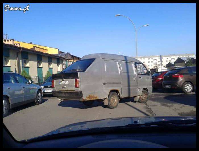 Mała przeróbka auta