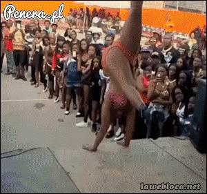 Profesjonalista w tańcu!