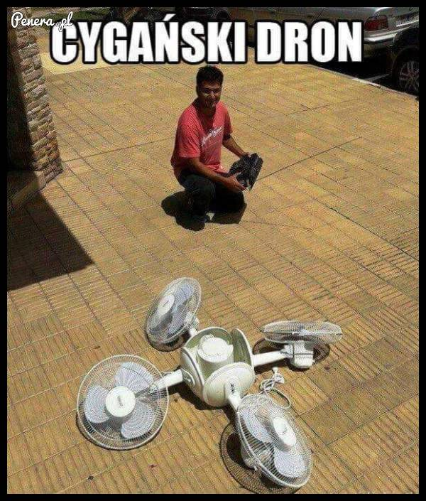 Cygański dron
