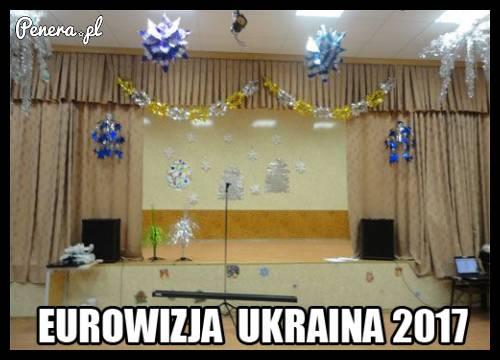 Eurowizja Ukraina 2017