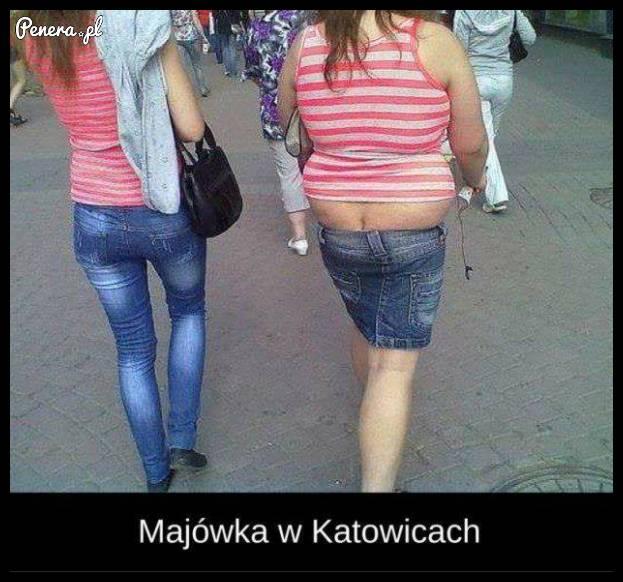 Majówka w Katowicach