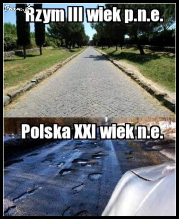 Polskie drogi XXI wieku