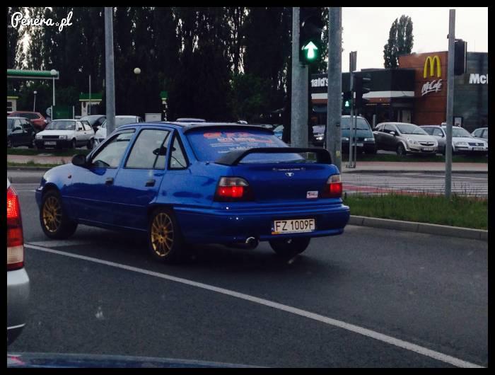 Prawie jak Subaru