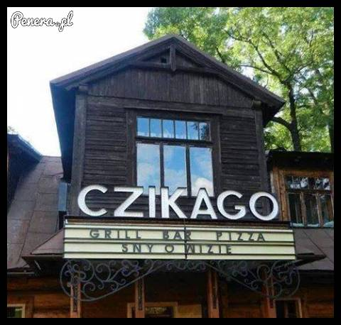Czikago - Grill Bar Pizza