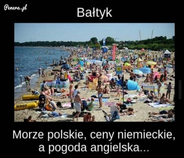 Wakacje nad Bałtykiem właśnie takie są!