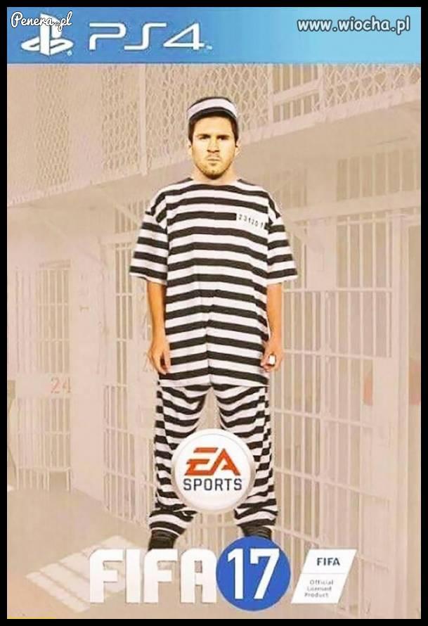 Ponoć tak ma wyglądać najnowsza okładka FIFA 17