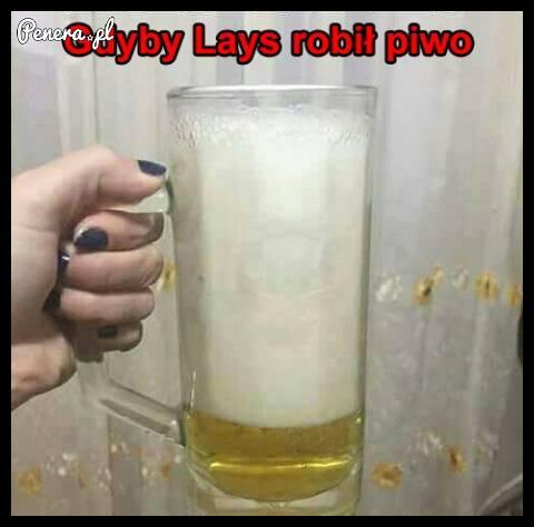 Gdyby Leys robiło piwo