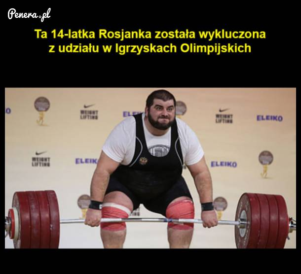 Kolejna zawodniczka rosyjska wykluczona z Igrzysk w Rio