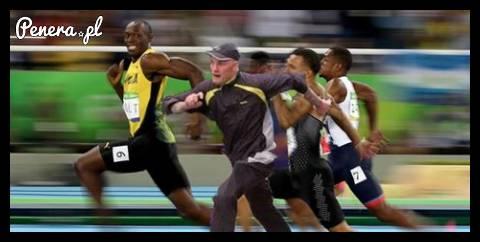 On ponoć też był na olimpiadzie