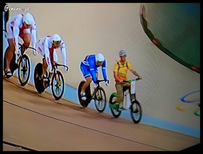 Polak na pierwszym miejscu w RIO 2016