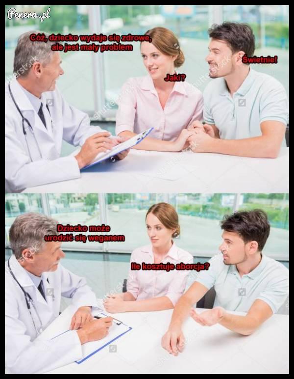 Kiedy lekarz powie że niby wszystko ok z dzieckiem