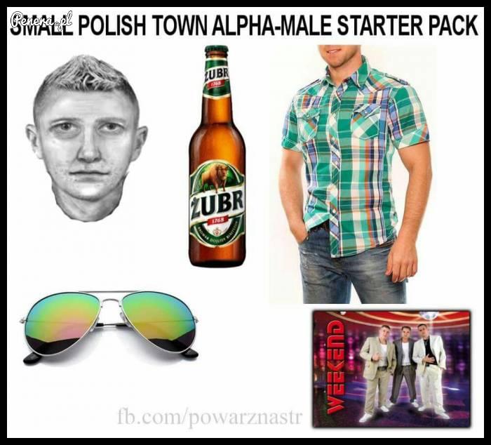 Kozak z małego miasteczka - starter pack