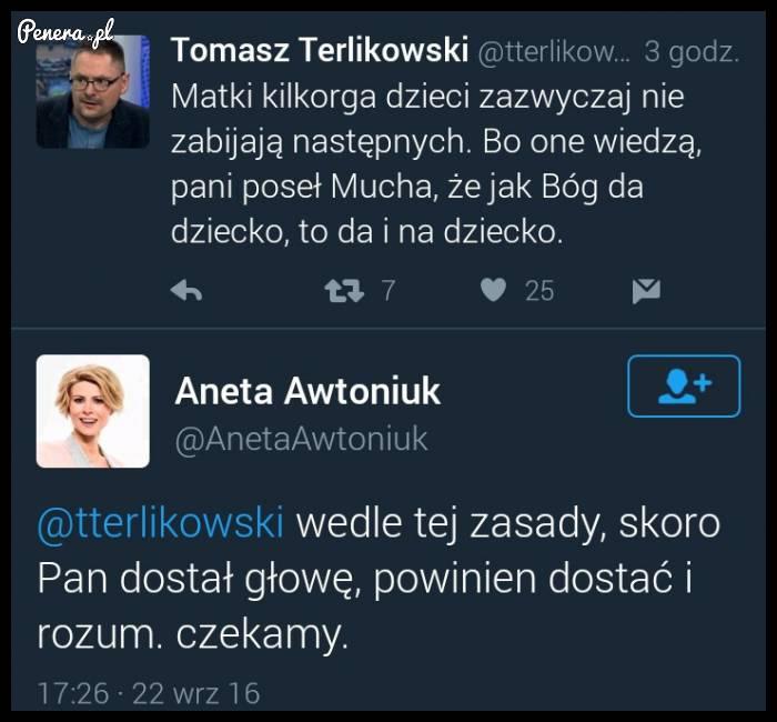 Terlikowski kompletnie zaorany jednym wpisem!