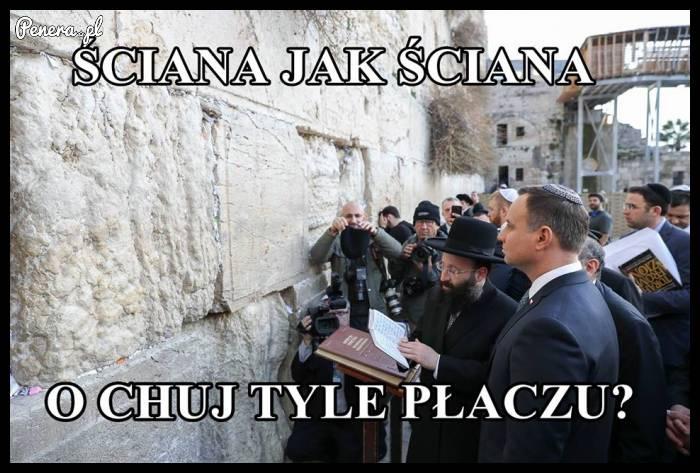 Duda w Izraelu