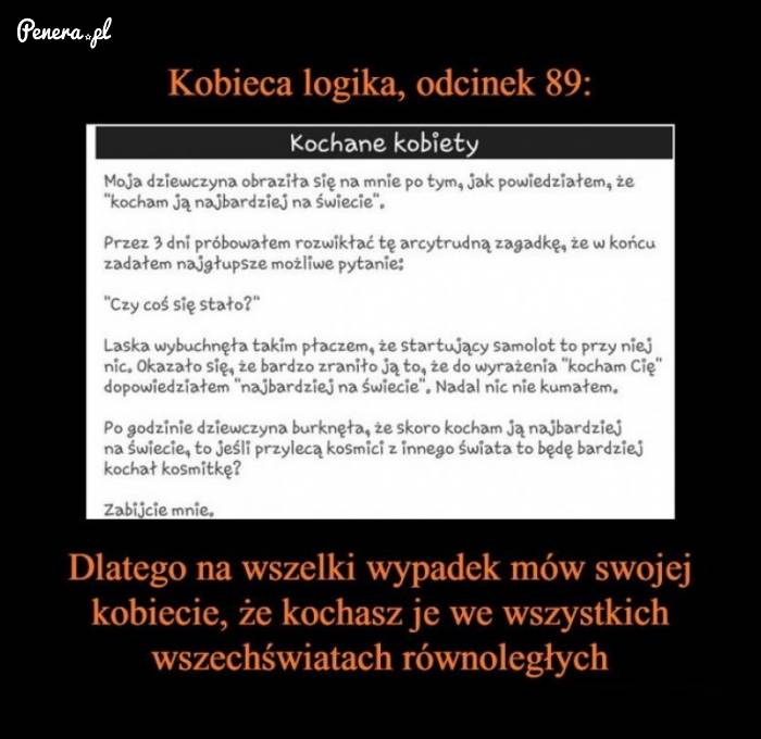 Kobieca logika odcinek 89