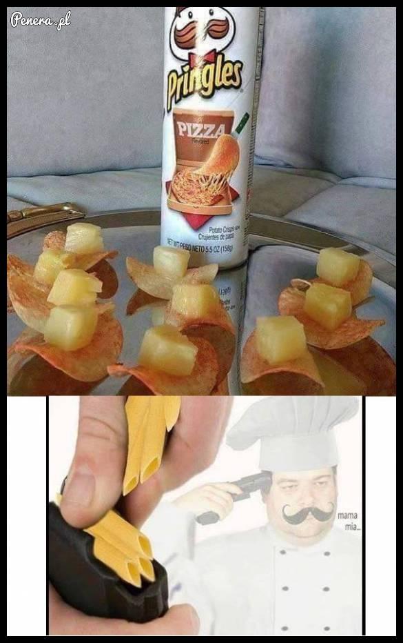 Chipsy z ananasem