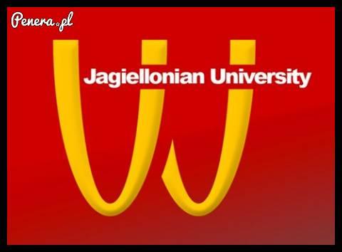 Uniwersytet Jagieloński - nowe logo ;)