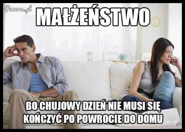 Małżeństwo :D