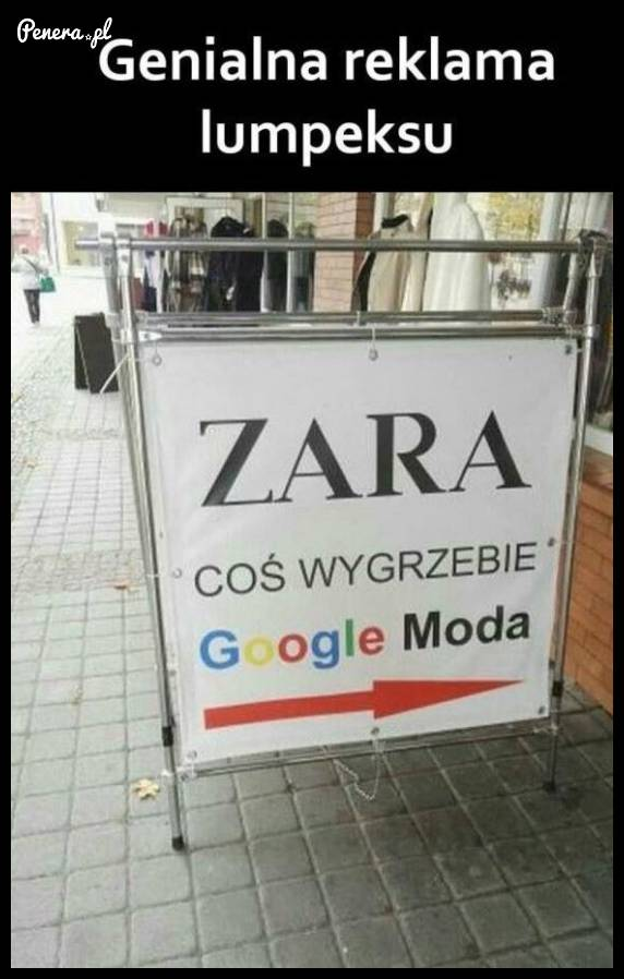 Mistrz marketingu :D