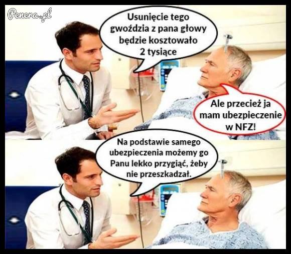 Tymczasem u lekarza xD